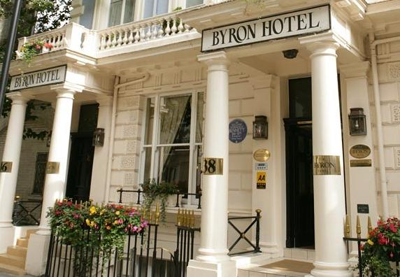 Photo gallery byron hotel london for 36 38 queensborough terrace